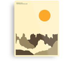 CANYONLANDS NATIONAL PARK Metal Print