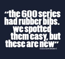 'the 600 series...' Kids Tee