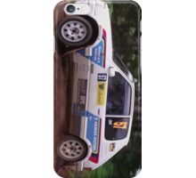 Rally Car iPhone Case/Skin