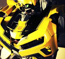 Transformers Bumblebee Toy by kchm76