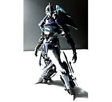 Transformers Prime Arcee Toy Photographic Print
