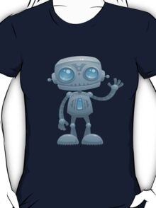 Waving Robot T-Shirt