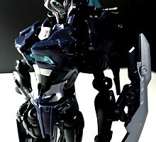 Transformers Prime Arcee by kchm76