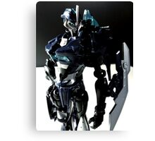 Transformers Prime Arcee Canvas Print