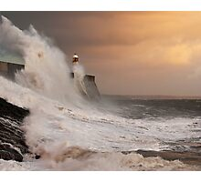 Porthcawl Photographic Print