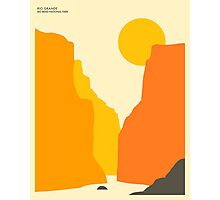 BIG BEND NATIONAL PARK Photographic Print