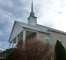 Missionary Baptist Church - TN  by JeffeeArt4u