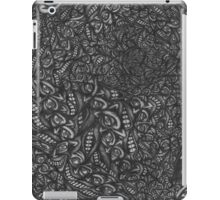 Facepage 04 - Psychedelic faces  iPad Case/Skin