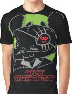 Nick Night Fury Graphic T-Shirt