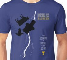 THE BLACK KNIGHT RETURNS Unisex T-Shirt
