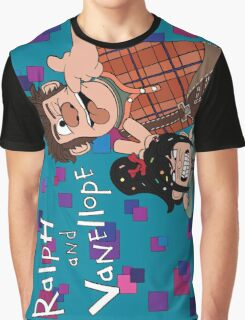 RALPH & VANELLOPE Graphic T-Shirt