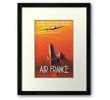 Air France 1 Framed Print
