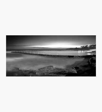 Shelly Beach Tidal Pool - Cronulla Photographic Print