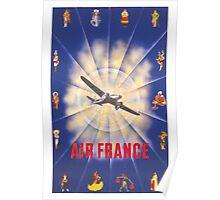 Air France 3 Poster