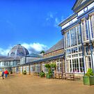 The Pavilion - Buxton by Ferdinand Lucino
