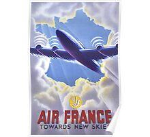 Air France 4 Poster