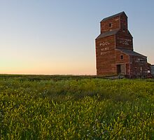 Bents Elevator by Bruce Guenter