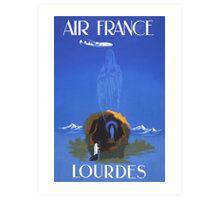 Air France 6 Art Print