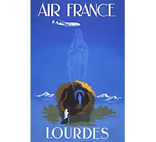 Air France 6 Photographic Print