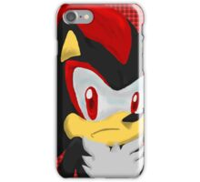 Shadow Hedgehog iPhone Case/Skin