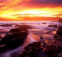 A Sunrise to Remember... by Jordan Mulder