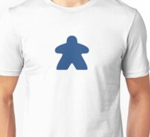 Blue Meeple Unisex T-Shirt
