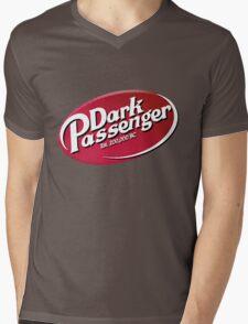Dark Passenger Mens V-Neck T-Shirt