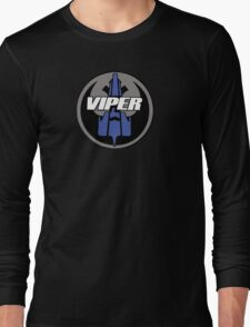 Rebel Viper Alliance  Long Sleeve T-Shirt
