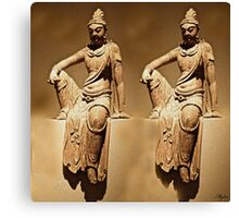 China Antiquities #12 Canvas Print