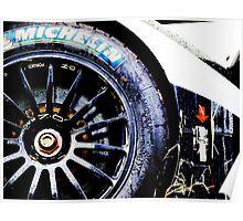 Bentley Speed 8 Poster