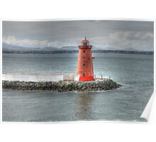 Poolbeg 2 Lighthouse  Poster