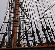 Rigging of Discovery by kalaryder
