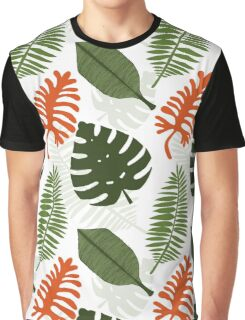 The Adventure in the Tropical Jungle Graphic T-Shirt