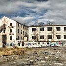 Henryton Tuberculosis Sanatorium by Robin Black