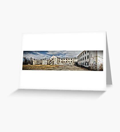 Henryton Tuberculosis Sanatorium Greeting Card