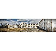 Henryton Tuberculosis Sanatorium Photographic Print