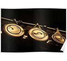 Flute 4 Poster