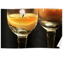 Tiny Candle Poster