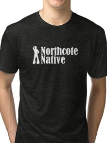 Northcote Native for the Guys Tri-blend T-Shirt