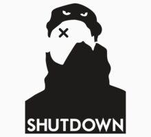 Shutdown / Skepta by woahjonny