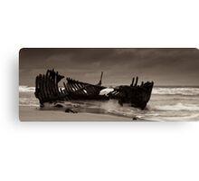The Prow Canvas Print