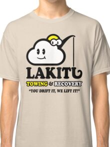 LAKITU TOWING Classic T-Shirt