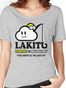 LAKITU TOWING Women's Relaxed Fit T-Shirt