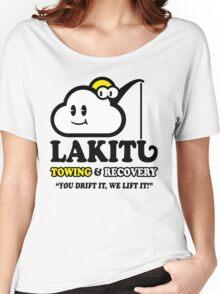 LAKITU TOWING Women's Relaxed Fit T-Shirt