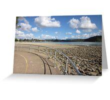 Gold Coast Australia - Tallebdugera Creek Greeting Card