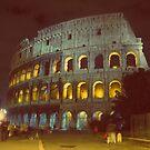 Colosseum by Ashli Amabile