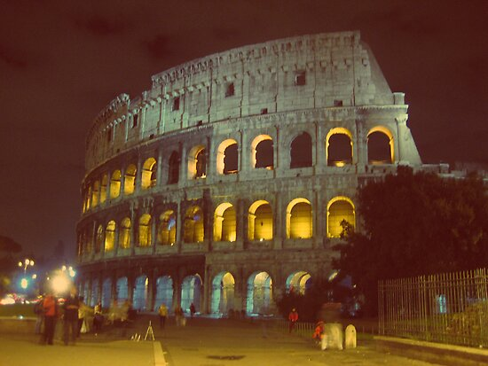 Colosseum by Ashli Amabile