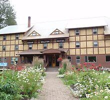 Izaak Walton Inn by Soulmaytz