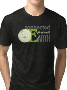 Connected Earth Tri-blend T-Shirt