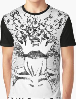 Flying Lotus - Eyes Above Graphic T-Shirt